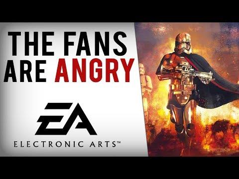 EA Secretly Abandoning Battlefront 2 & Players Are Angry