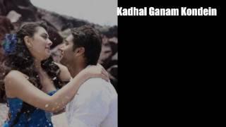Dhimu Dhimu - Engeyum Kadhal - with Lyrics- HD