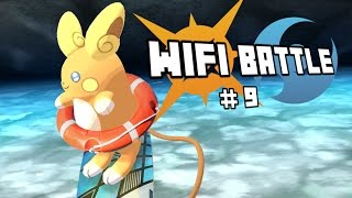 Pokemon Sun and Moon Wifi Battle: RAICHU TO THE RESCUE