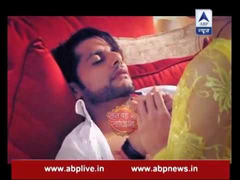 Xxx Mp4 Naagin 2 Mouni Roy Aka Shivangi Shares Romantic Moments With Rocky 3gp Sex