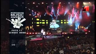 Puya ft George Hora - Undeva in Balcani (Live @ RMA 2009)