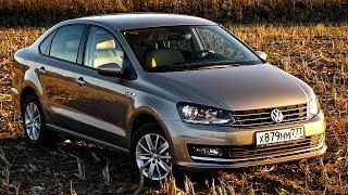 Изменения и косяки Фольксваген Поло Седан 2015! Тест драйв нового Volkswagen Polo Sedan