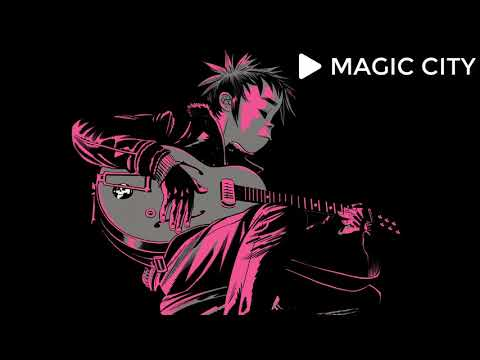 Gorillaz - Magic City (Lyrics)