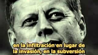 EL DISCURSO QUE MATO A KENNEDY subtitulado en español