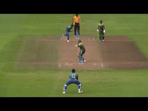 Cricket World TV - Sri Lanka v Pakistan Highlights   ICC u19 World Cup 2018