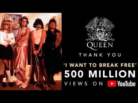 Xxx Mp4 Queen I Want To Break Free Official Video 3gp Sex