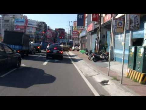 Woman Honks at Biker and biker