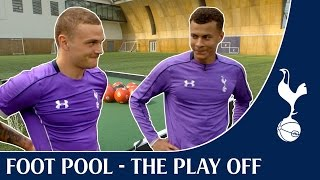 Spurs Foot Pool Challenge   The Play off Ep. 5