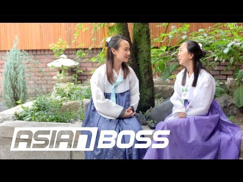 Being A Korean American Adoptee ASIAN BOSS
