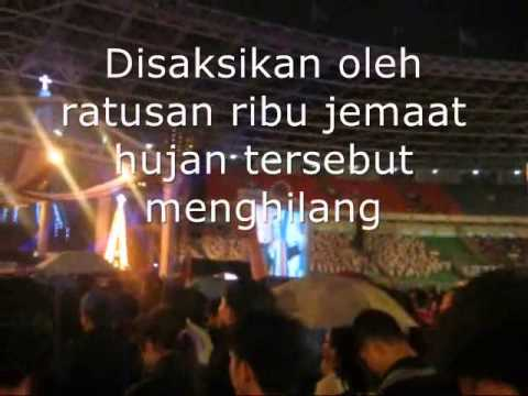 Xxx Mp4 Hujan Dihentikan Disaksikan Ratusan Ribu Jemaat Natal 2012 3gp Sex