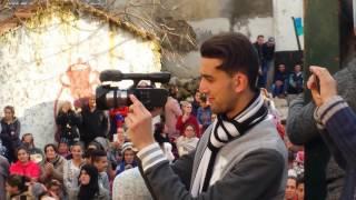 Ouali  Rezki chante kheloui lounes (El firaq) Live à Taourirt  Mokrane  à l'occasion de yennayer