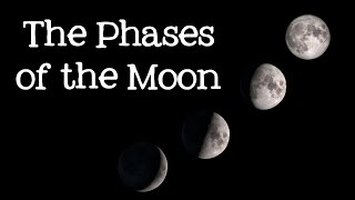 Phases of the Moon: Astronomy and Space for Kids - FreeSchool