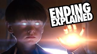 MIDNIGHT SPECIAL (2016) Ending Explained
