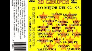 20 Exitos 20 Grupos/ Lo Mejor del 92 93 (Album COMPLETO) Varios Grupos