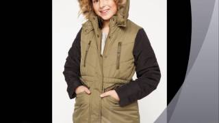 DeFacto Genç Kız Mont-Parka Modelleri