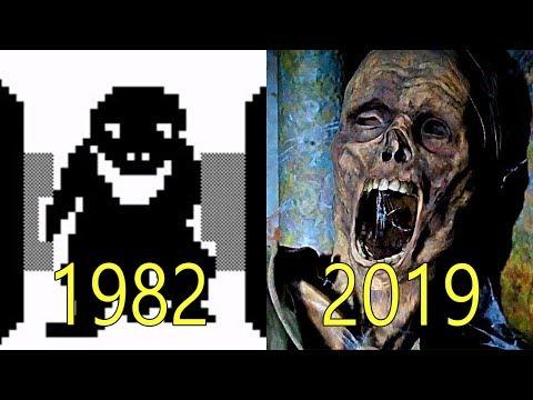 Xxx Mp4 Evolution Of Horror Games 1982 2019 3gp Sex