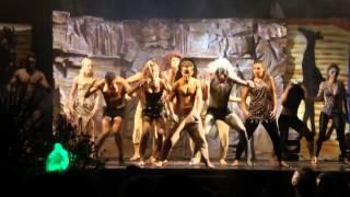 compil' shows 2014 serignan plage Part1