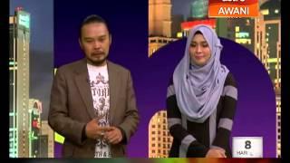 Eksklusif bersama Zul Handy Black dan Siti Nordiana
