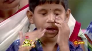 Memu Saitham   మేము సైతం   Sai Dharam Teja   Ep30   Dt 22 10 16   Gemini TV