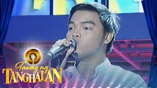 Tawag ng Tanghalan: Kelvin Silvestre | How Did You Know