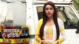 Pratyusha Banerjee's NEW AVATAR as HOST of SAVDHAAN INDIA 3rd March 2014 FULL EPISODE