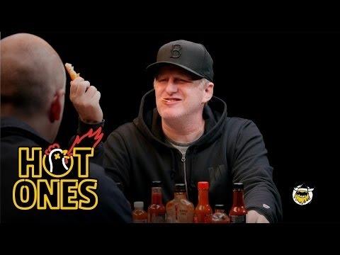 Michael Rapaport Talks LeBron James Phife Dawg & Reality TV While Eating Spicy Wings Hot Ones