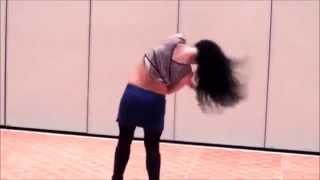 رقص عراقي اكثر من رائع للنجمة الاوكرانية داريا