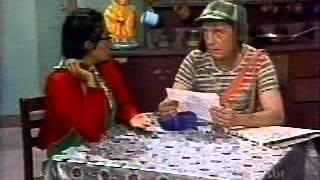 Chaves - A chegada de Dona Neves e Jaiminho