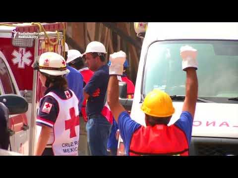Xxx Mp4 Mexico Quake Rescue Efforts Continue To Save Trapped Girl 3gp Sex
