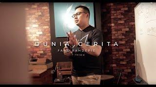 Belajar Menulis #2 - DUNIA CERITA - Fahd Pahdepie