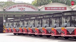 BEST welcomes new buses with hi-tech features | Mumbai Live