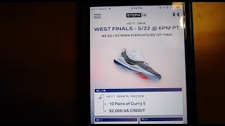 HOW TO WIN FREE BASKETBALL SHOES AND WARRIORS TICKETS WITH TRIVIA!!