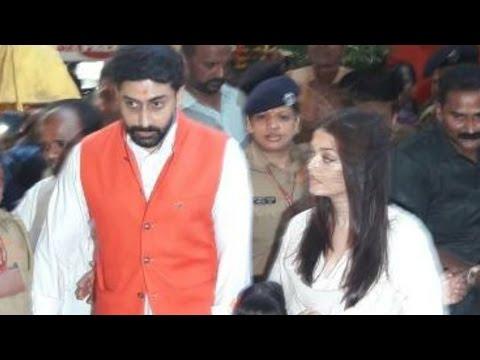 Xxx Mp4 Aishwarya Rai And Abhishek Bachchan Visit Siddhivinayak Temple On Their 10th Wedding Anniversary 3gp Sex