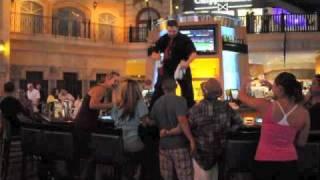 Free Drink at the RIO, Las Vegas, 2010