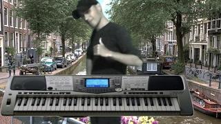اعزف الموسيقى على جهاز الكمبيوتر احصل على سانتي رائع واحترافي