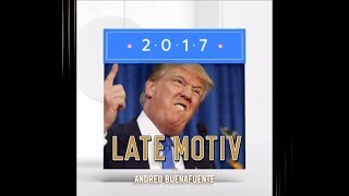 LATE MOTIV - FaceTrump | #LateMotiv318