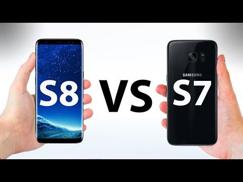Samsung Galaxy S8 VS S7 ULTIMATE In Depth Comparison