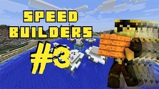 Speed Builders #3 /w Graf
