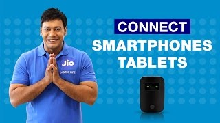 JioFi - How to Connect JioFi to your Smartphone or Tablet | Reliance Jio