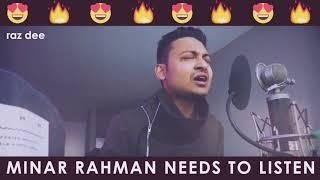 Raz Dee - Ki Tomar Naam - Cover Song -  720p HD_HD