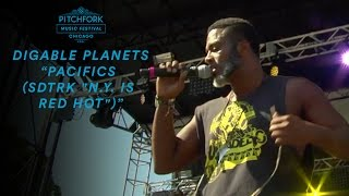 Digable Planets perform