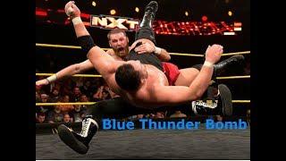 10 Sami Zayn Blue Thunder Bombs