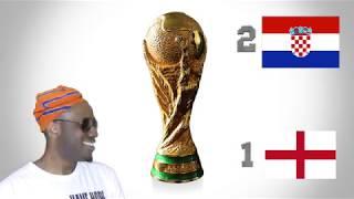 Croatia 2-1  England Post Match Analysis | World Cup 2018 Semi Final