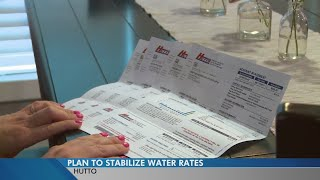 Hutto has a plan to stabilize abnormally high water bills