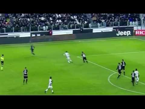 Juventus VS Atlanta | 3-2 | All goals and highlights | 11/01/17