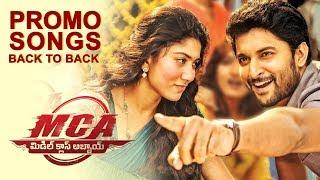 MCA Video Song Promos Back To Back - Nani, Sai Pallavi   DSP , Dil Raju, Sriram Venu