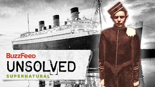 The Haunted Decks of the Queen Mary