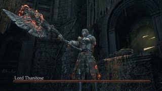 Dark Souls 3 - Being the Boss