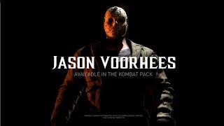 Motal kombat x | Jason ถึงเวลาของฆาตกรเจสัน [zbing z.]