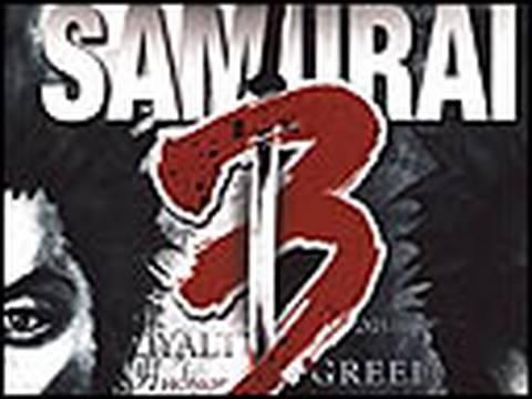 Samurai III (1956)